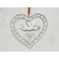 Cuore country white angelo