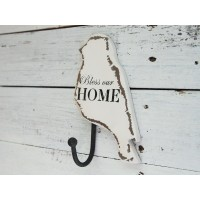 """Appendino uccellino """"bless our home"""""""